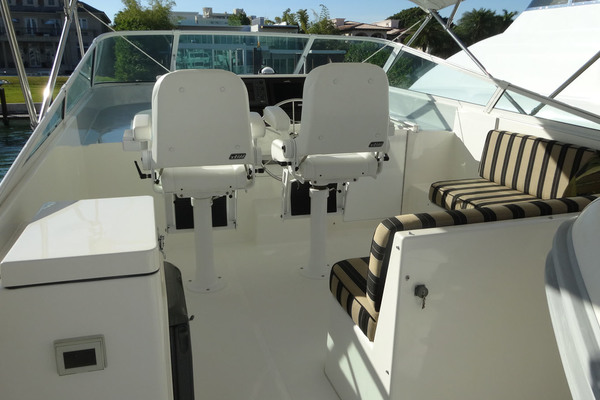 2000 Pacific Mariner 65' Pilothouse TRAVIS MCGEE | Picture 7 of 48