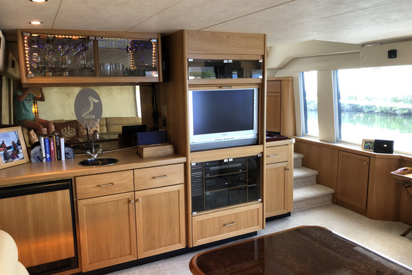 2000 Pacific Mariner 65' Pilothouse TRAVIS MCGEE | Picture 1 of 48