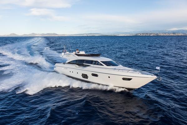 69' Ferretti Yachts 690 2014 | Freya