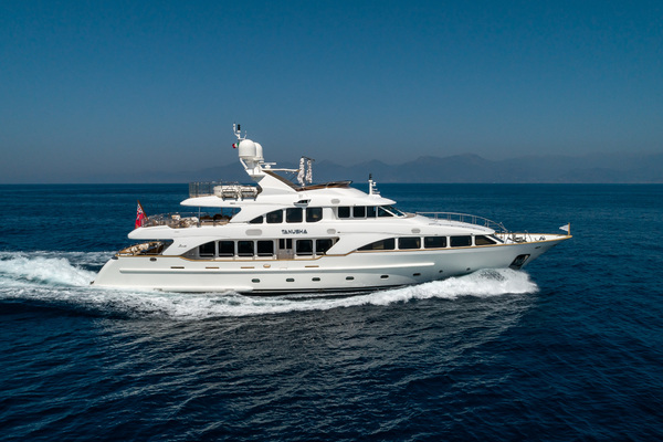 Picture Of: 120' Benetti 2010 Yacht For Sale | 1 of 29
