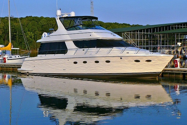 53' Carver 530 Voyager Pilothouse 2000 | Satisfaction