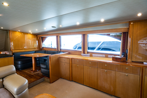 Picture Of: 65' Viking 65 Flybridge 2004 Yacht For Sale | 3 of 74