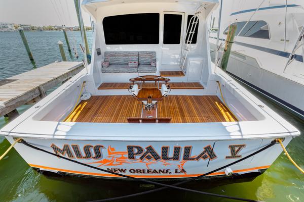 2004 Viking 65' 65 Flybridge Miss Paula V | Picture 1 of 74