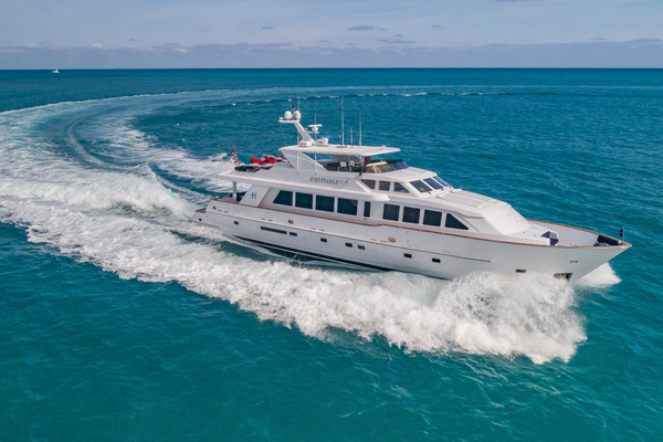 97' Hargrave Raised Pilothouse 2003 | Inevitable