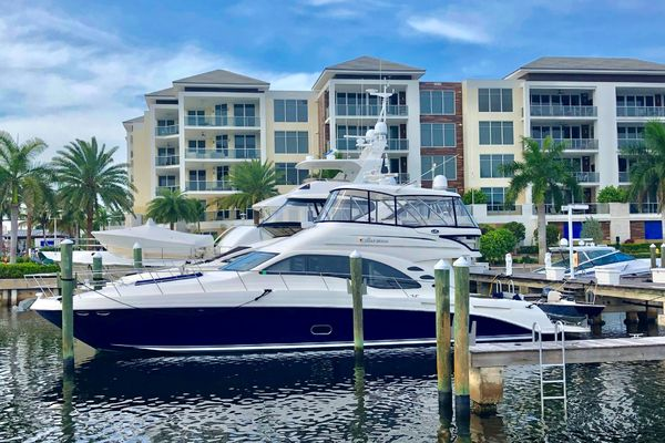 58' Sea Ray 58 Sedan Bridge 2008 | Sugaree