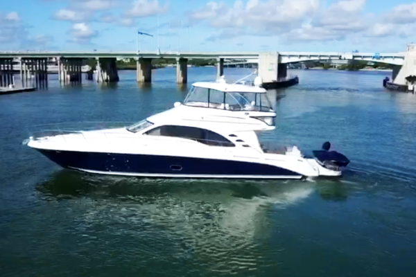 2008Sea Ray 58 ft 58 Sedan Bridge   Sugaree