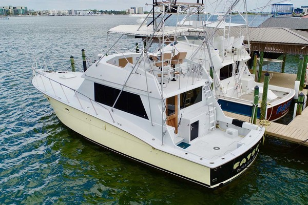1982 Hatteras 50' 50 Convertible FATSO | Picture 8 of 33
