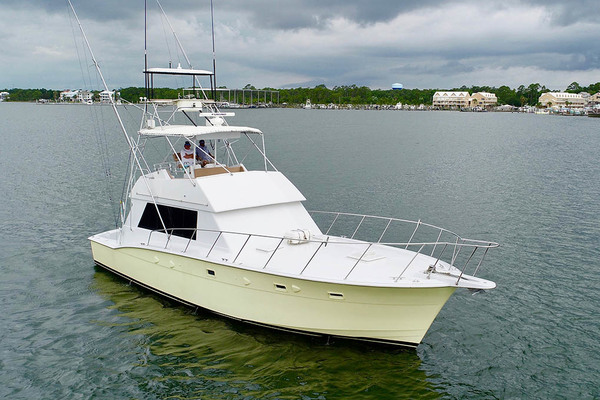 1982 Hatteras 50' 50 Convertible FATSO | Picture 1 of 33