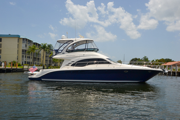52' Sea Ray 500 Sedan Bridge 2005 | Wise One
