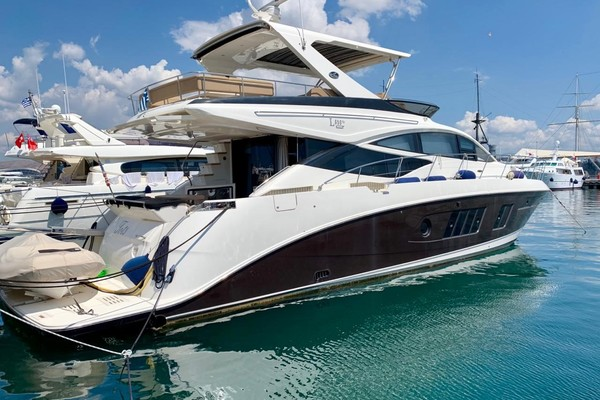 65' Sea Ray L650 Fly 2016 | Trade Deal