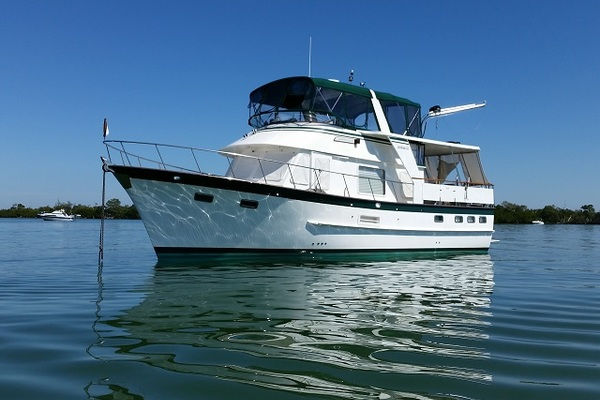 44' DeFever offshore cruiser 2001 | Spellbound