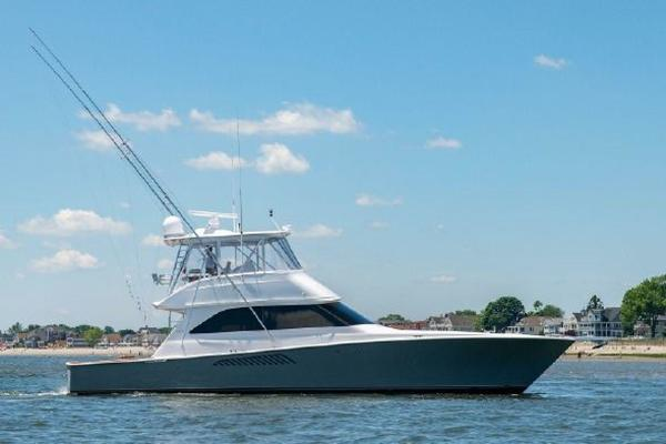 Viking 53' 52 Convertible 2005