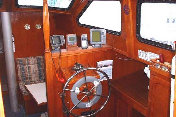 Picture Of: 35' Cooper 353 Pilothouse 1982 Yacht For Sale | 2 of 7