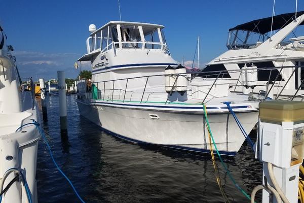 42' Chris-craft Catalina 1990 | Whimsea