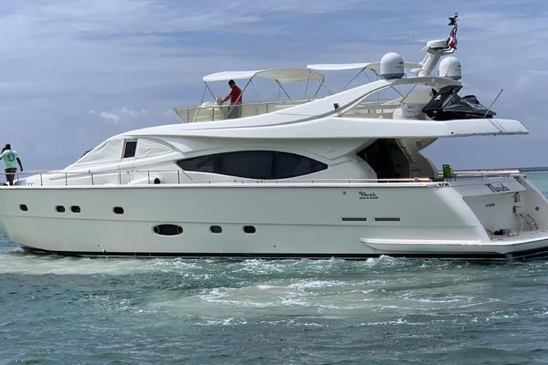 76' Ferretti Yachts 760 2003 | Mariela