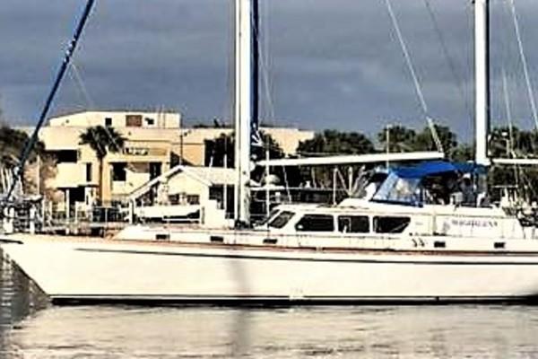 Gulfstar 47' Sailmaster 1980