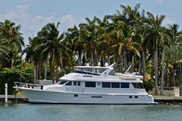 Hatteras 74' 74 Sport Deck Motor Yacht 1999