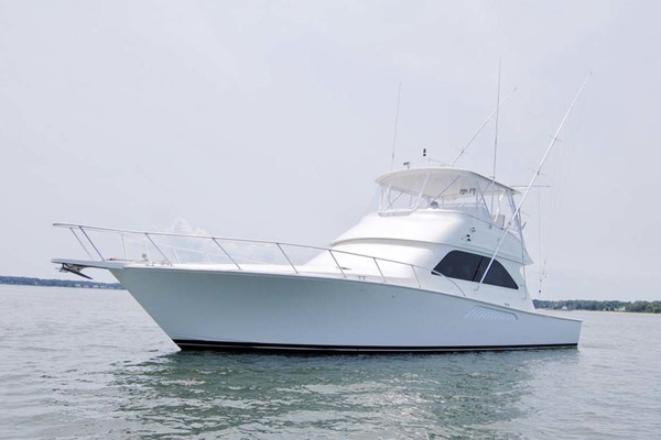 48' Viking 48 Convertible 2002 | Sugaree