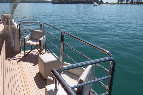 2015 Princess 131' 40 Meter Odyssey | Picture 5 of 74