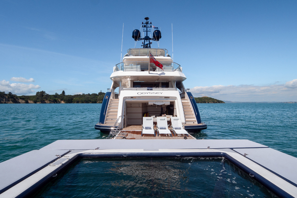 2015 Princess 131' 40 Meter Odyssey | Picture 4 of 74