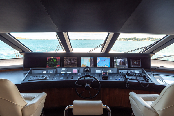 2015 Princess 131' 40 Meter Odyssey | Picture 6 of 74