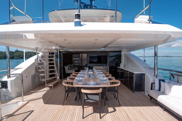 2015 Princess 131' 40 Meter Odyssey | Picture 8 of 74