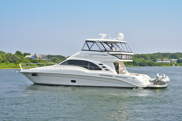 58' Sea Ray 580 Sedan Bridge 2009 | Quixotic