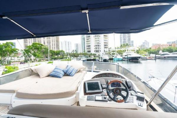 2007Sunseeker 66 ft 66 Manhattan   SOLE MIO