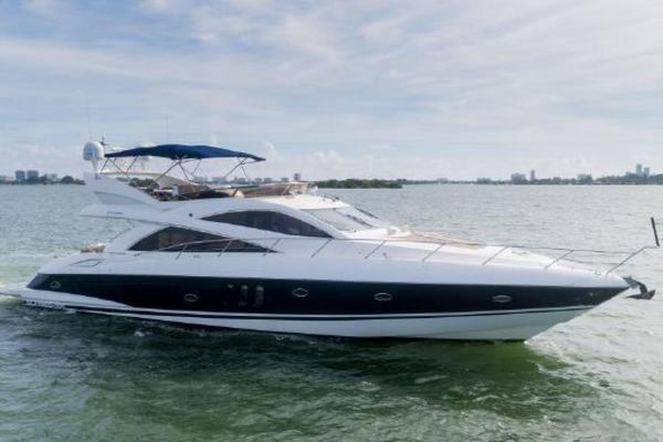 72' Sunseeker 66 Manhattan 2007 | Sole Mio