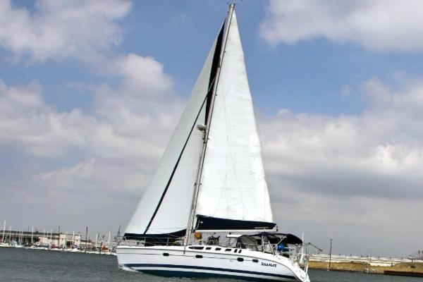 46' Hunter 460 2000 | Soul Mate