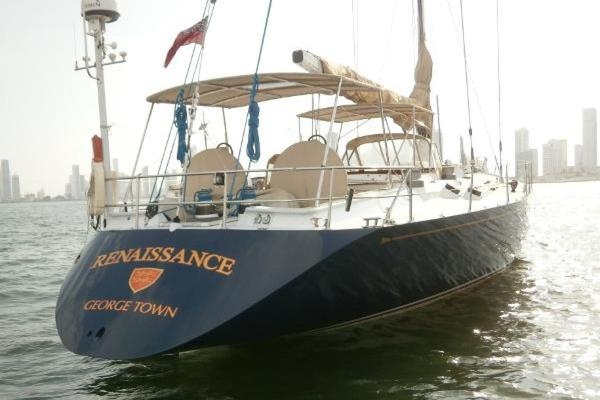 Picture Of: 73' Custom German Frers Sloop 1987 Yacht For Sale | 3 of 31