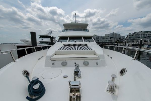 2010 Hargrave 84' 84 Fly Bridge Motor Yacht Mobility | Picture 5 of 107