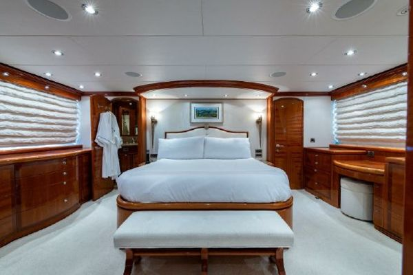 2010 Hargrave 84' 84 Fly Bridge Motor Yacht Mobility | Picture 2 of 107