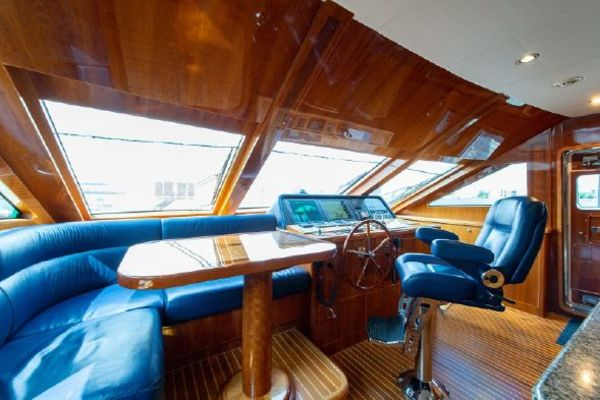 2010 Hargrave 84' 84 Fly Bridge Motor Yacht Mobility | Picture 7 of 107