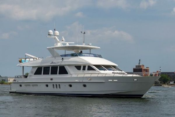 Picture Of: 90' Hargrave 84 Fly Bridge Motor Yacht 2010 Yacht For Sale | 2 of 107