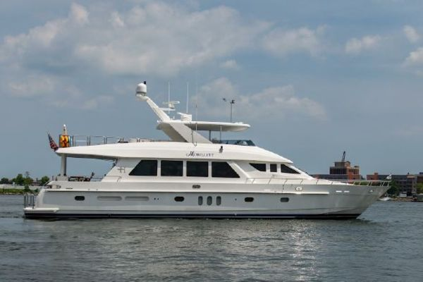 2010 Hargrave 84' 84 Fly Bridge Motor Yacht Mobility | Picture 3 of 107