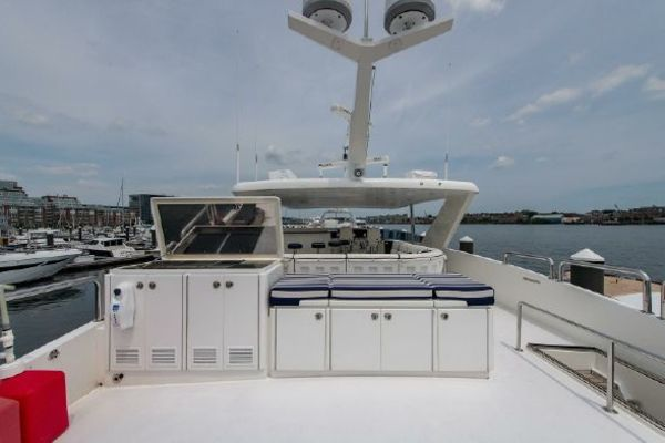2010 Hargrave 84' 84 Fly Bridge Motor Yacht Mobility | Picture 8 of 107