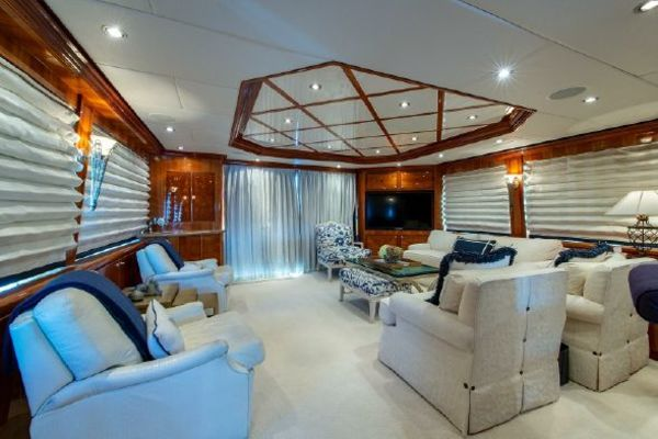 2010 Hargrave 84' 84 Fly Bridge Motor Yacht Mobility | Picture 6 of 107