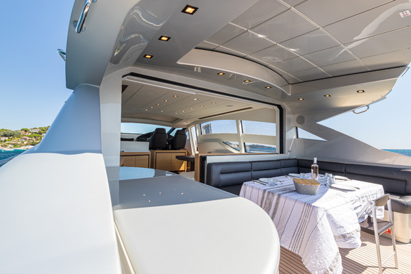 2012 Pershing 72' 72 LOONEY   Picture 1 of 28