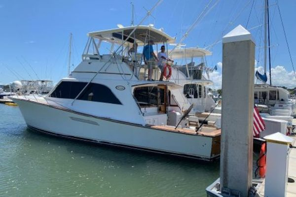 48-ft-Ocean-1989-48 Super Sport-KRISTA St. Augustine Florida United States  yacht for sale