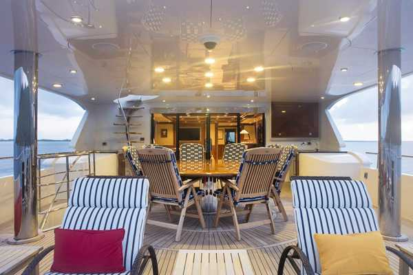 2007 Richmond Yachts 142'  PLAYPEN | Picture 7 of 45