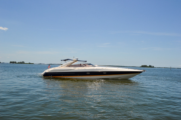 50' Sunseeker 48 Superhawk 1998 | Toy Buoy