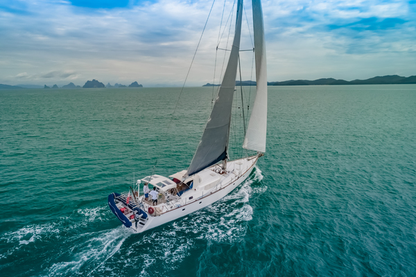 Picture Of: 69' Custom Adams 21m 1997 Yacht For Sale | 2 of 23
