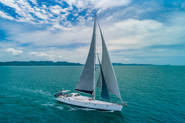 Picture Of: 69' Custom Adams 21m 1997 Yacht For Sale | 4 of 23