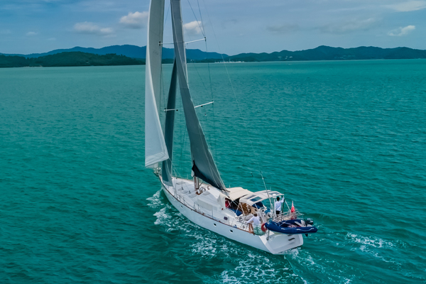 Picture Of: 69' Custom Adams 21m 1997 Yacht For Sale | 3 of 23