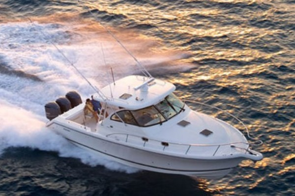 photo of 39' Pursuit 375 Offshore 2010