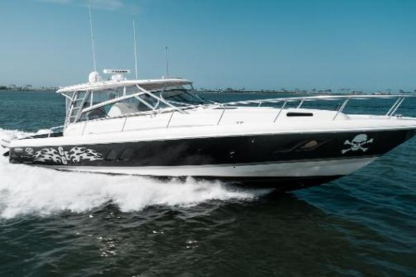 47' Intrepid 475 Sport Yacht Repowered 2009 | Miss Creative