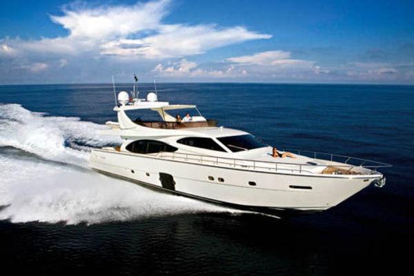 Ferretti Yachts 78' 780 2008