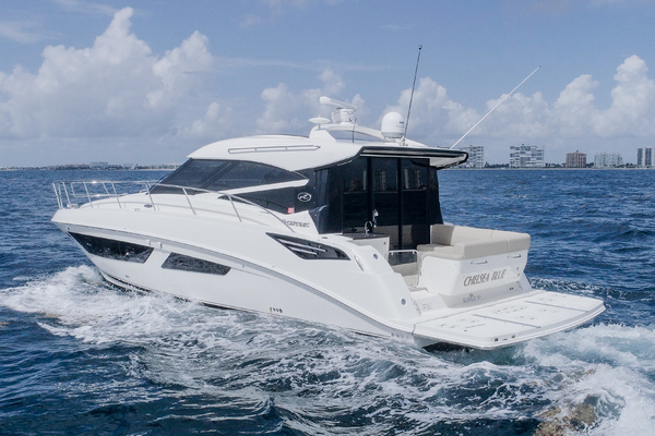 2016 Sea Ray 47'   | Picture 1 of 87