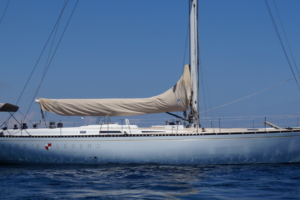 65' Swan 65 Sloop 1976 | Kings Legend
